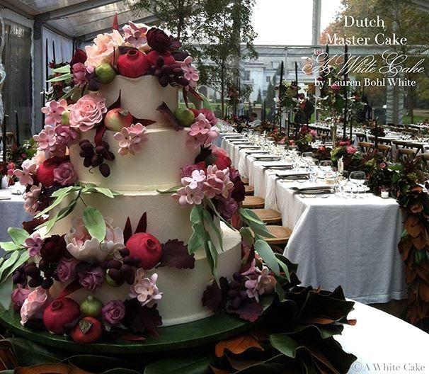 Dutch master cake
