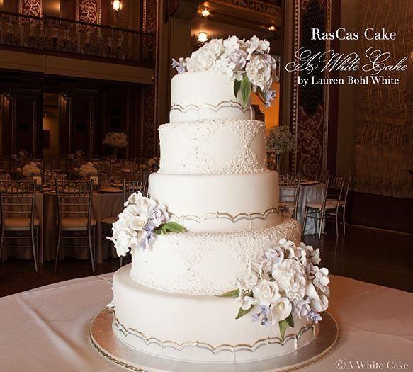 Six layered cake