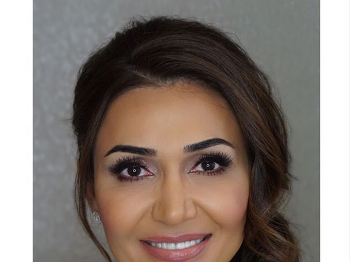 Tmx How Gorgeous Is My Bride Had The Honor Of Doing The Makeup For Her Wedding This Weekend Before She Married The Man Of Her Dreams At The Pa 51 1118371 1569891751 Pleasanton, CA wedding beauty