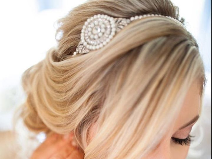 Tmx This Just In From One Of My Gorgeous Brides And Just In Time For 51 1118371 1569891850 Pleasanton, CA wedding beauty