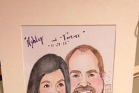 Caricatures by Steve (lindsley)