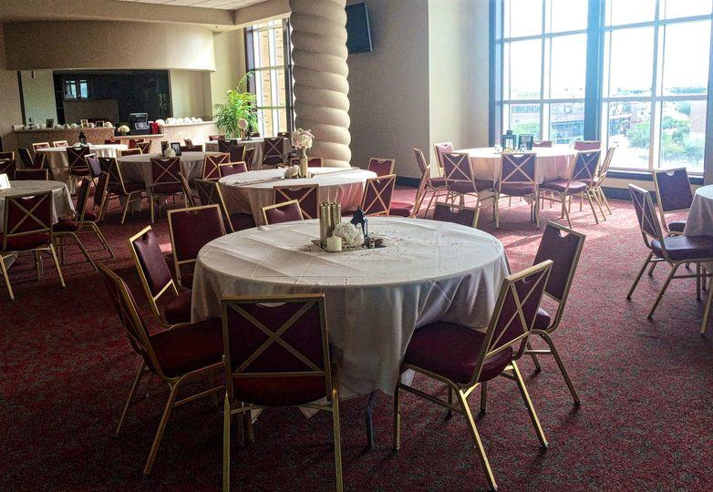 Texas tech club venue lubbock tx weddingwire for Wedding venues lubbock tx