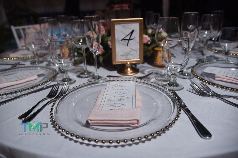 Guest Tablescape