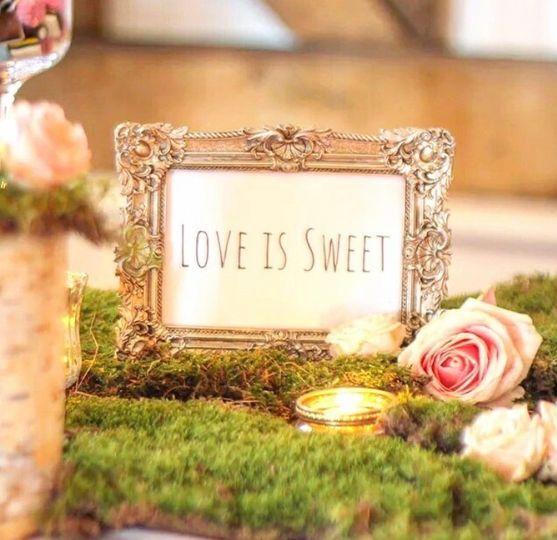 Love is indeed sweet!