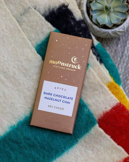 Dark Chocolate Hazelnut Chai B