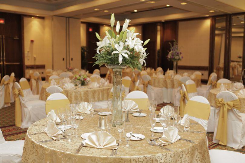hotel wedding photo 2