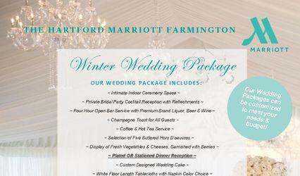 Hartford Marriott Farmington 1
