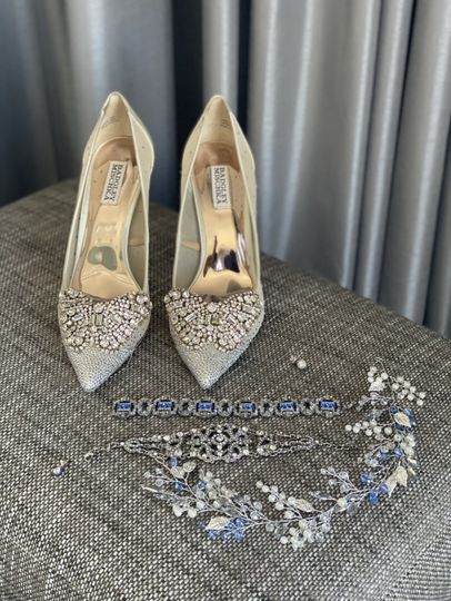 Never too much sparkle