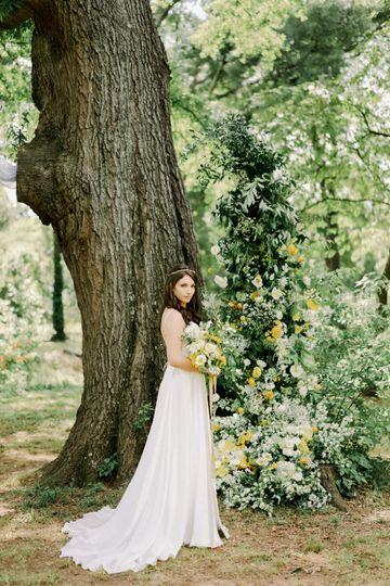 Bride Emilie