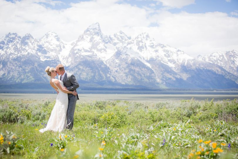 Early Summer in the Tetons