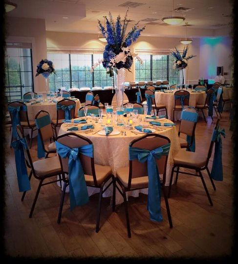 Beach Wedding Venues Washington State: St. Cloud Marina Banquet Hall