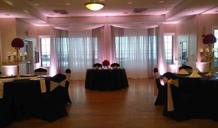 St. Cloud Marina Banquet Hall