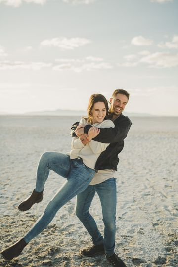 Utah engagement photoshoot