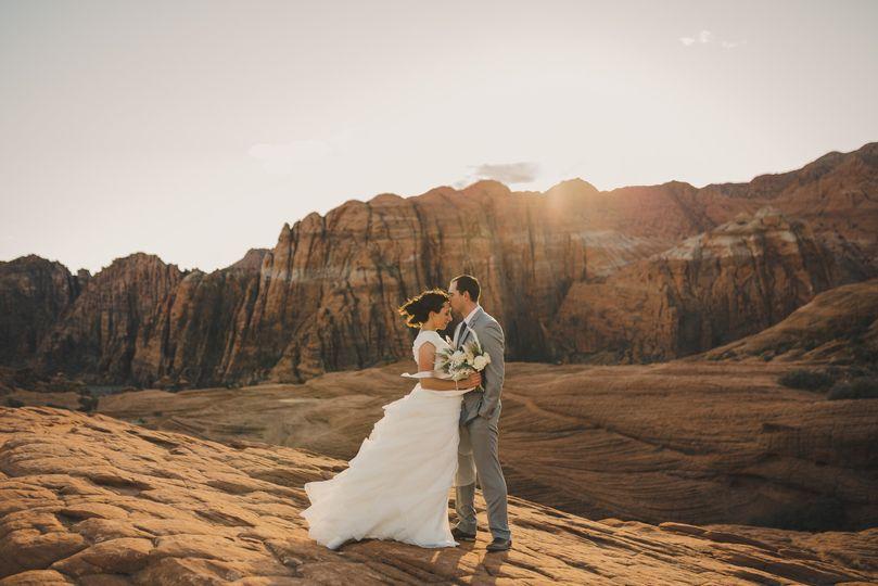 Breathtaking backdrop