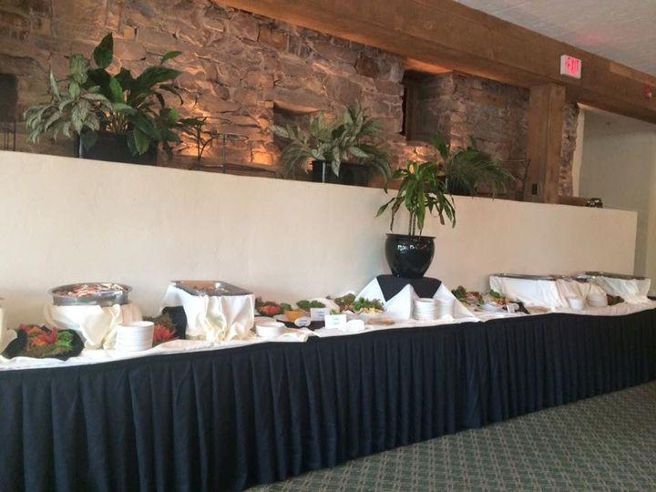Tmx 1473964719827 Seafood Station Set Up Gilbertsville, Pennsylvania wedding venue