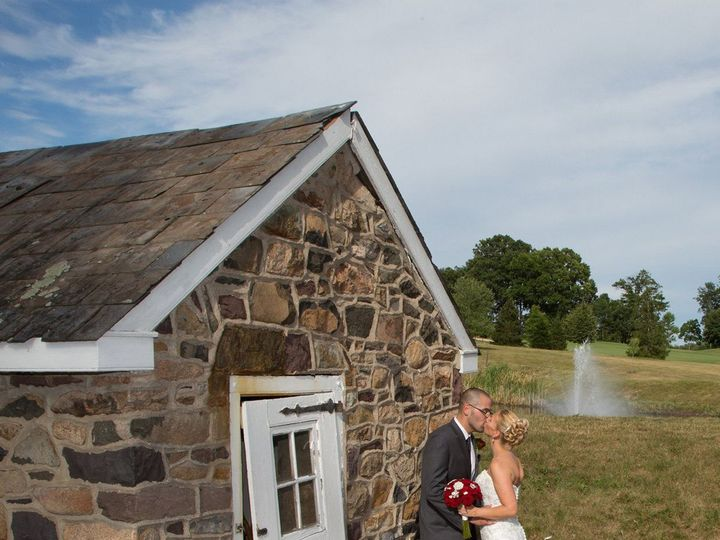 Tmx 1473964790014 Bride Groom Springhouse Gilbertsville, Pennsylvania wedding venue