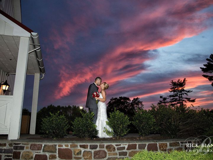 Tmx 1473964856660 La Massaria Breathtaking Sunset Gilbertsville, Pennsylvania wedding venue