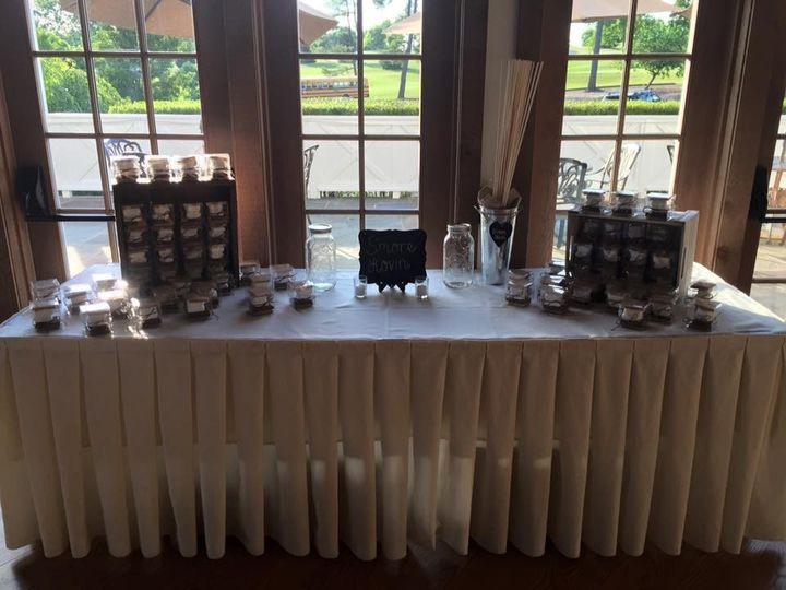 Tmx 1473964889985 Smores Bar Set Up Ideas Gilbertsville, Pennsylvania wedding venue