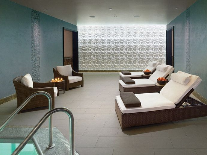 spa womens lounge