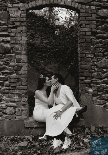 Couple at Arrow Park, NY