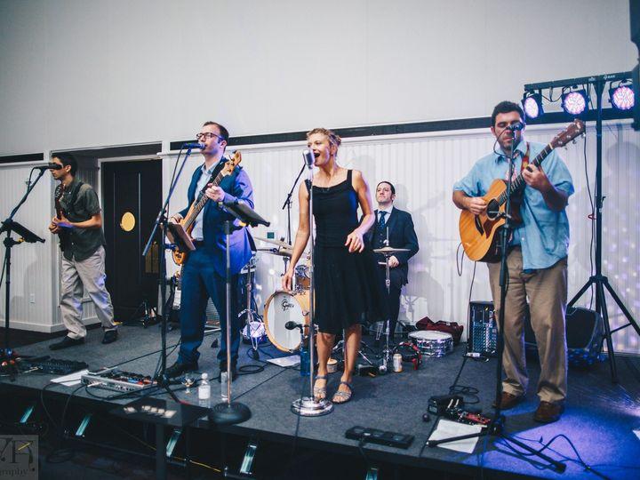 Tmx Alanadetolarts Katie Lynne Zachary The Buffalo Five 3 51 634471 1557937778 Buffalo, NY wedding band