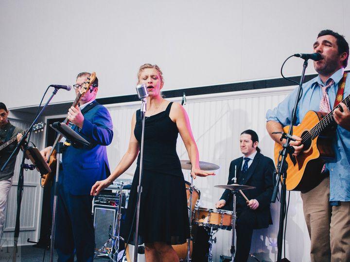 Tmx Alanadetolarts Katie Lynne Zachary The Buffalo Five 4 51 634471 1557937783 Buffalo, NY wedding band