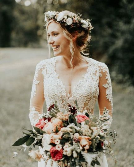 Lovely bride | Photo by Beca Campioni