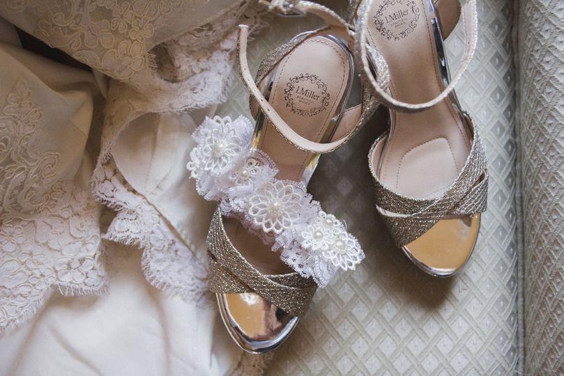 Wedding shoes | Photo by Joseph Hardin