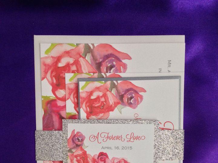 Tmx 1424381871132 Photo 1 Toms River, NJ wedding invitation