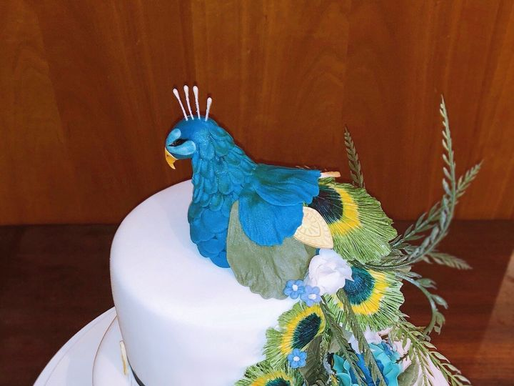 Tmx Peacock 51 1885471 157741800832744 Somerville, MA wedding cake