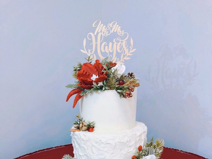 Tmx Winter Cake 51 1885471 157741885946395 Somerville, MA wedding cake