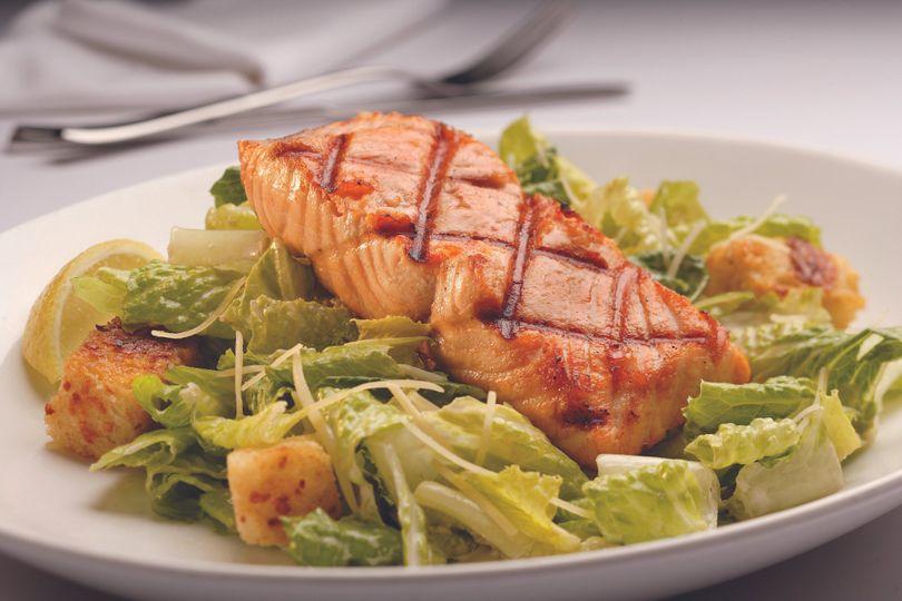 Fish with veggies