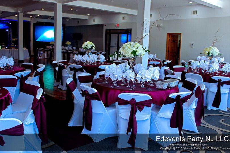 Wedding clasical decor