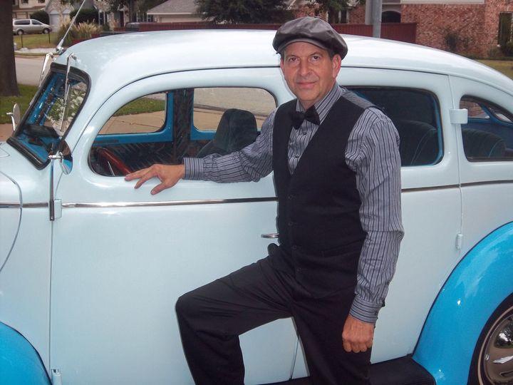 Tmx Chuck And The Car 001 51 1037471 V2 Grapevine, TX wedding transportation