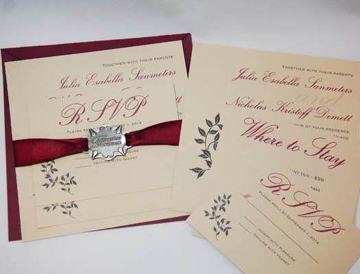 Tmx 1344344672943 WeddingWireImage Littleton wedding invitation