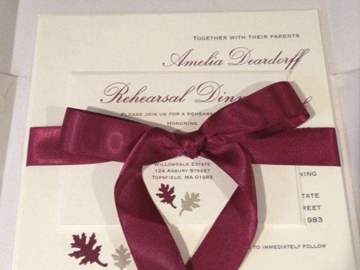 Tmx 1344611222685 5558453257239408534701655320323n Littleton wedding invitation