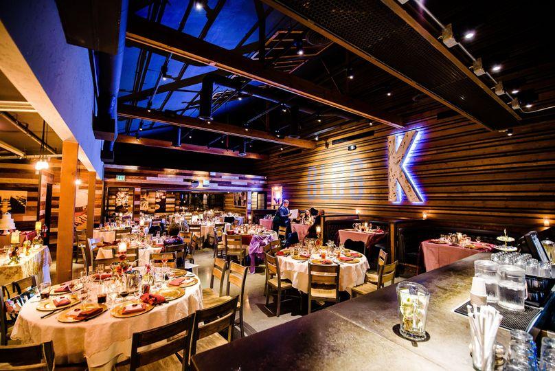 Inside / Dinner Reception