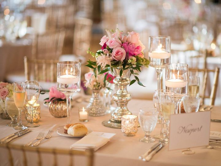 Tmx 1461635840775 Rosecliff Pink Table Narragansett, Rhode Island wedding florist