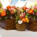 Tmx 1461636381230 Orange Baskets Narragansett, Rhode Island wedding florist