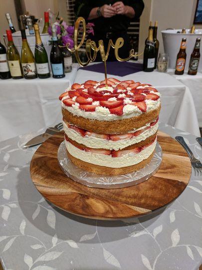 Lagkage- Danish cake