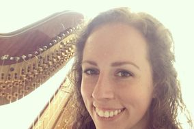 Catie Canale Pflaumer, Harpist