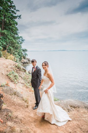 Bride & Groom - Bellingham