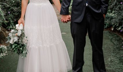 The wedding of Jocelyn and Cody