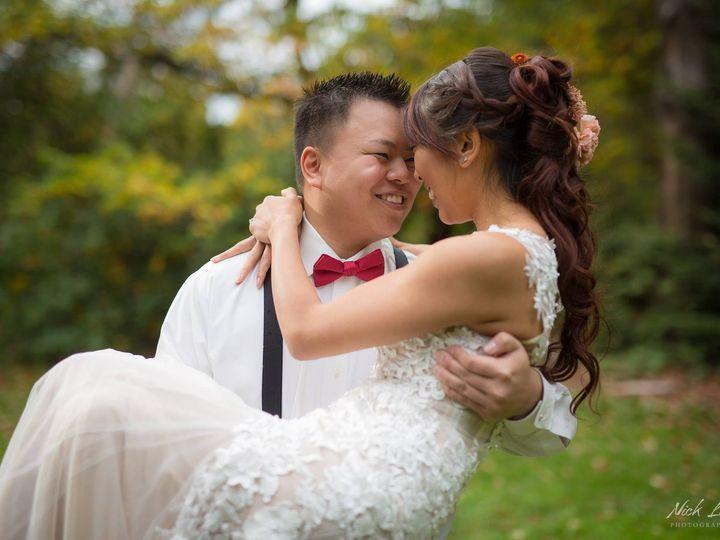 Tmx 1450490887292 Nick Leung Photography 6 Portland wedding dress