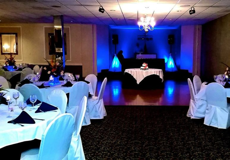 Dance Floor at Our St. Louis City Location
