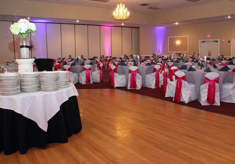 Dance Floor at Our O'Fallon, MO Location