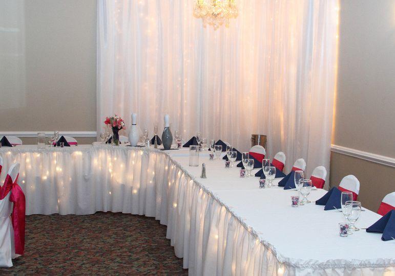 Head Table at Our O'Fallon, MO Location