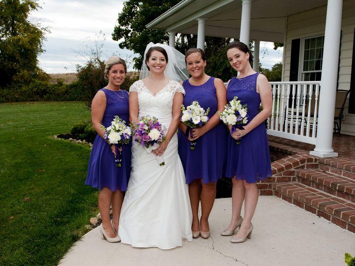 Tmx 1426784119246 Bride Julie Bel Air, MD wedding dress