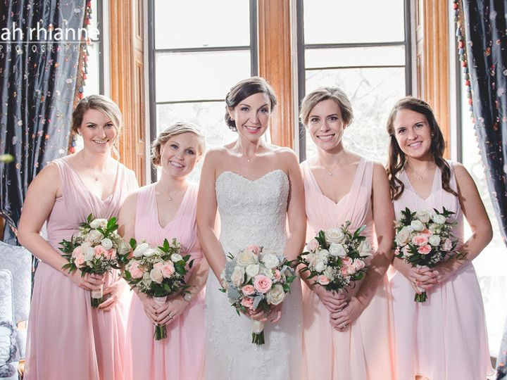 Tmx 1426784225265 Bride Megan And Bridesmaids Bel Air, MD wedding dress
