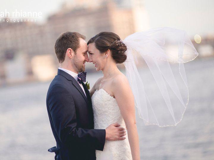 Tmx 1426784234294 Bride Megan Fun Veil Bel Air, MD wedding dress